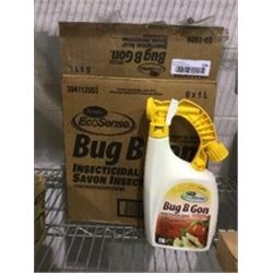 Case of Bug B Gone Insecticidal Soap (6 x 1L)