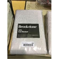"Brookstone 100% Total Blackout Grommet Panel (50"" x 63"")"