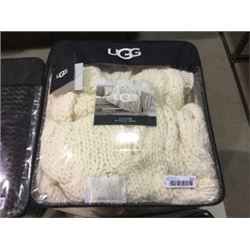 UGG Tanner Hand Knit Throw Blanket