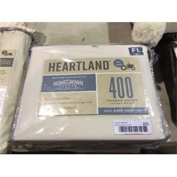 Heartland Full Size Sheet Set