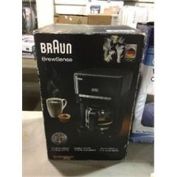 Braun BrewSenseCoffee Maker - Model: KF 7000