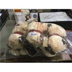 Bag of PetSmart Chance Collectible Plush Toys