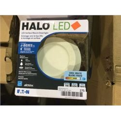 Halo LED Surface Mount Downlight 4""
