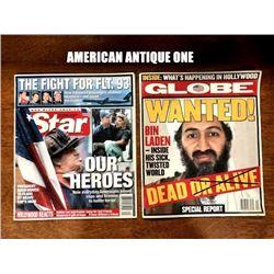 October 2, 2001 United Airlines Flight 93 Terrorist Incident (9.11) / Globe Special Report (Hollywoo
