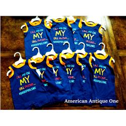 """USABabies """"R"""" Us children's clothing 10 pieces set [0-3m:3,3-6m:3,9-12m:2,12-18m:2]"""