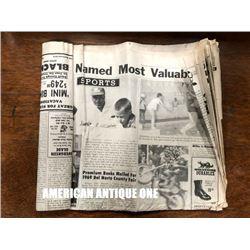July 9, 1963 Hendricks Named Most Valuable