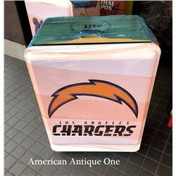 92cm NFL/Los Angeles Chargers Light Beer Ice Box