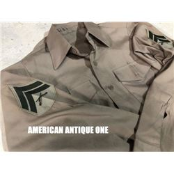 US Army long-sleeved shirt/Military uniform