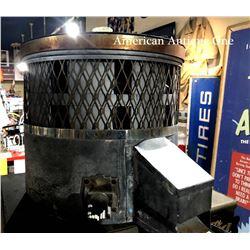 1950-70 USA prison Cigarette Vending Machine 52cm