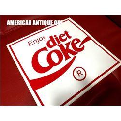 USA Coca Cola / Diet Cola Logo Sticker