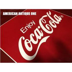 USA Coca-Cola Logo Sticker