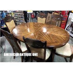 Classic furniture brand [Drexel Heritage] Dining Set