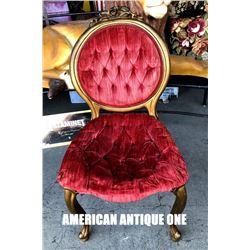 Designer's chair Wooden 96cm