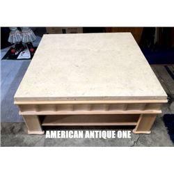 Collezone Europe Plaster Center table 106cm Antique Furniture