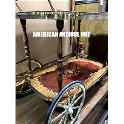 Antique wagon 85cm Wooden