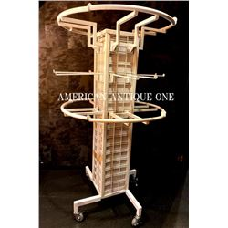 Store furniture Display White A