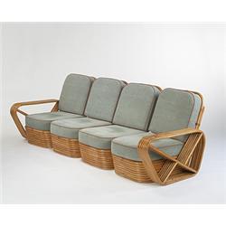 Paul Frankl sofa Payat USA, c.