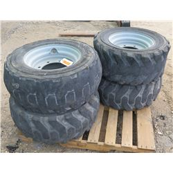 Qty 4 Xtra-Wall Tires 12x16.5