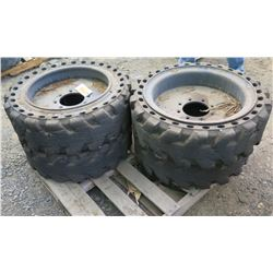 Qty 4 Bobcat Tires 31x10-20