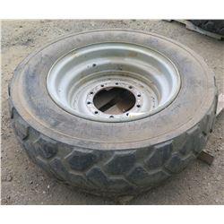 Firestone Duraforce 400/75-28 Tire with Rim