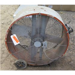 "Max-Aire Commercial Shop Fan, 31"" Dia."