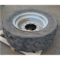 Firestone Duraforce 400/75-28 Tire with Rim