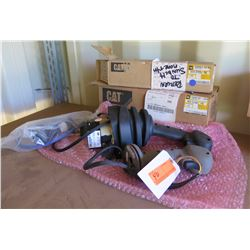 CAT Heavy Equipment Control Joysticks