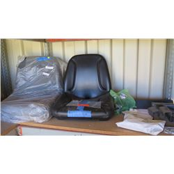 Qty 2 Seats for Equipment
