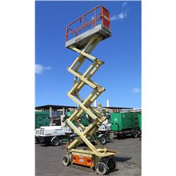 2013 JLG 2630 ES Aerial Scissor Lift, 26-Ft Working Ht, 307 Hrs (Runs, Drives, Lifts - See Video)