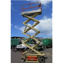 2012 JLG 2630 ES Aerial Scissor Lift, 26-Ft Working Ht, 302 Hrs (Runs, Drives, Lifts - See Video)