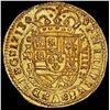 Image 6 : Mexico City, Mexico cob 8 escudos Royal (galano) 1713J extremely rare NGC MS 66 finest ex-1715 Fleet
