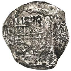 Mexico City, Mexico, cob 8 reales, (162)4(D).