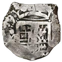 Mexico City, Mexico, cob 4 reales, (1)639(P), ex-Rudman.