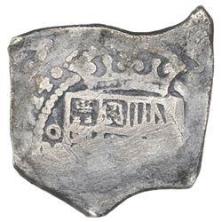 """Mexico City, Mexico, cob 8 reales, 1714(J), """"new style."""""""