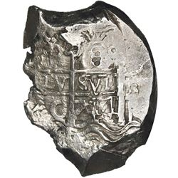 Potosi, Bolivia, cob 8 reales, 1744C.