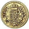 Image 2 : Popayan, Colombia, gold bust 1 escudo, Charles III, 1776SF.