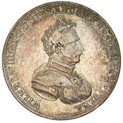 Hesse-Cassel (German States), taler, 1822, Wilhelm II, ex-Gibbs.