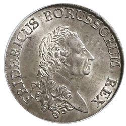 Prussia (German States), taler, Friedrich II, 1785-A, PCGS MS63.