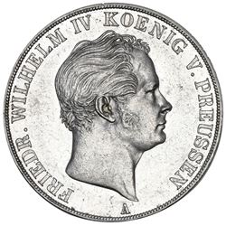 Prussia (German States), 2 taler, 1846-A, Friedrich Wilhelm IV.