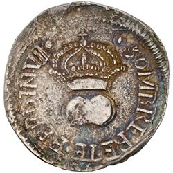 Sombrerete de Vargas, Mexico, 1 real, Ferdinand VII, 1811, denomination R-1, rare, PCGS VF detail /
