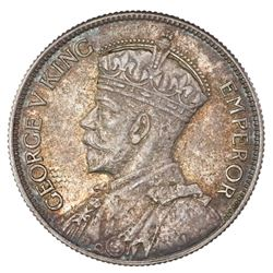 Southern Rhodesia, 2 shillings, 1936, George V, PCGS MS63.