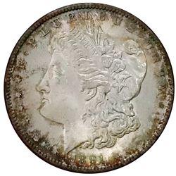 USA (San Francisco Mint), Morgan dollar, 1891-S, Paramount MS 65, ex-Redfield.