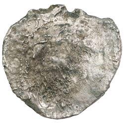 Potosi, Bolivia, cob 8 reales, (163)1(T), ex-Jones (Plate Coin).