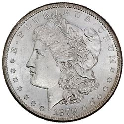 USA (San Francisco mint), $1 Morgan, 1879-S.