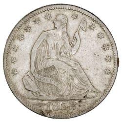USA (New Orleans Mint), Seated Liberty half dollar, 1853-O, arrows and rays, ex-Tuscaloosa Hoard (Ci