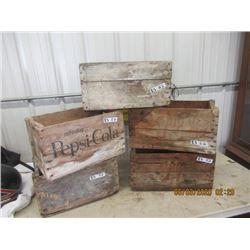 5 Items - Pop Crates- Vintage