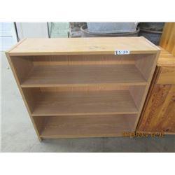 Open Modern Book Shelf
