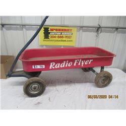 Radio Flyer Child's Wagon - Vintage