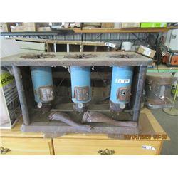 New Perfection #3 Kerosene 3 Burner Cooker