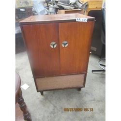 """Antique Cabinet converted from Cabinet Radio 36"""" x 24"""" x 12"""" - Vintage"""
